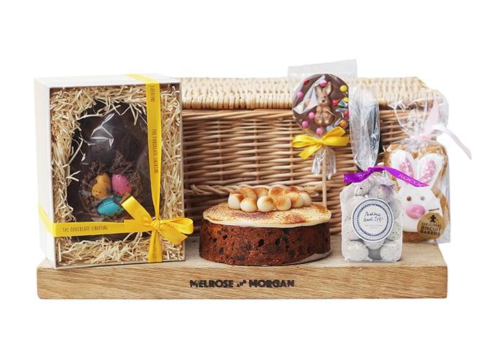 Melrose And Morgan Easter Food Deliveries