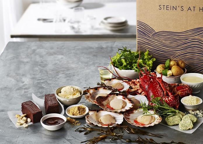 Stein Easter Food Deliveries
