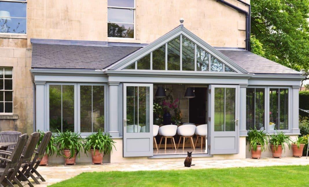 Garden Room Exterior Main News