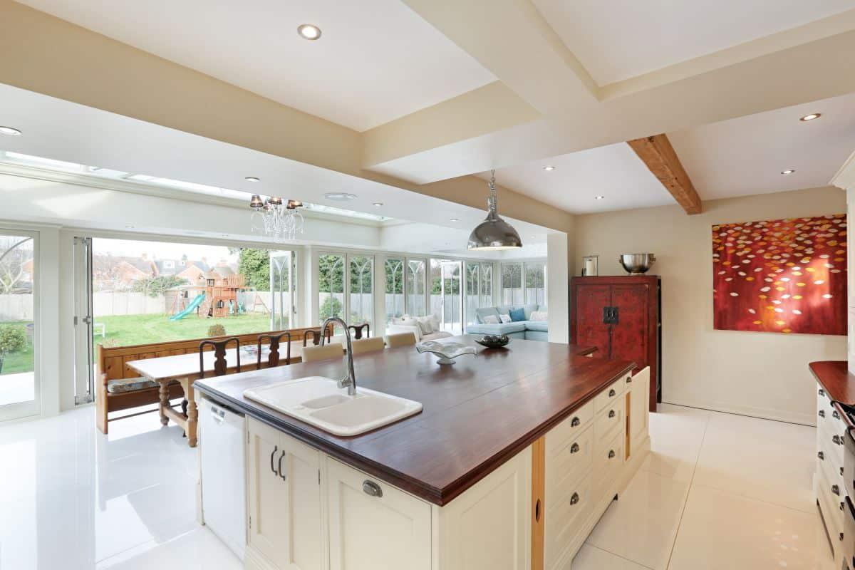 Orangery Kitchen Extension