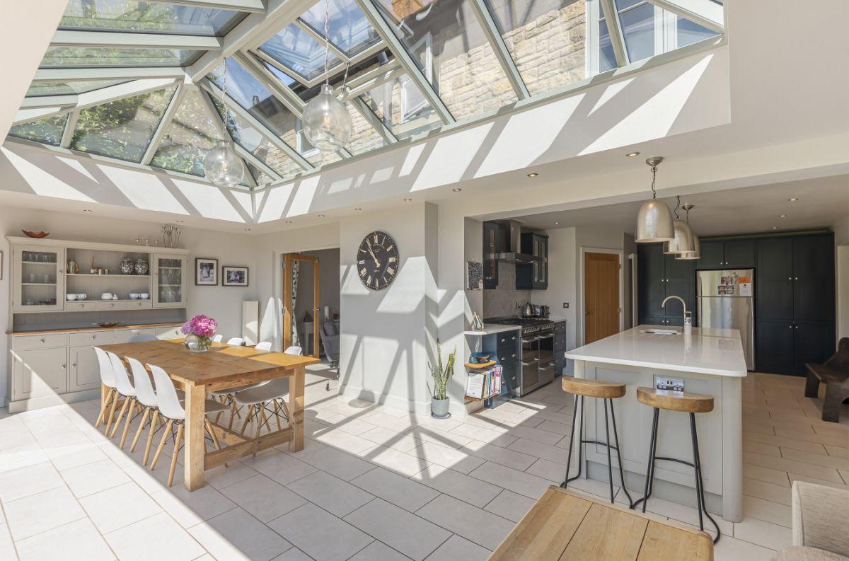 Orangery Multi Functional Living Space