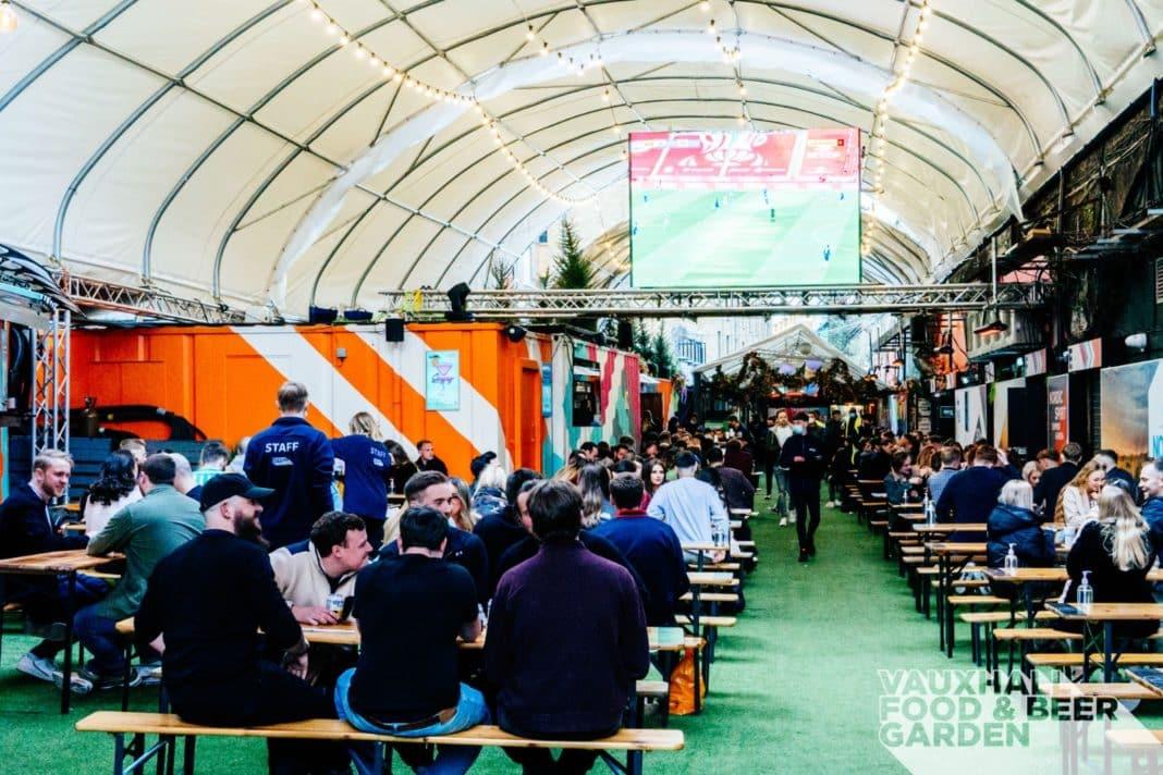 Vauxhall Food & Beer Garden